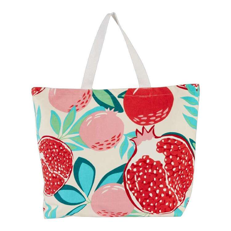 KOO Elite Pomegranate Beach Bag