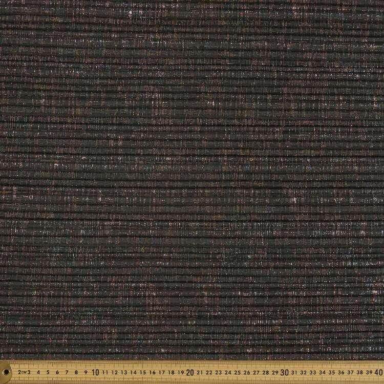 Rainbow Digital 132 cm Pleated Polyester Fabric