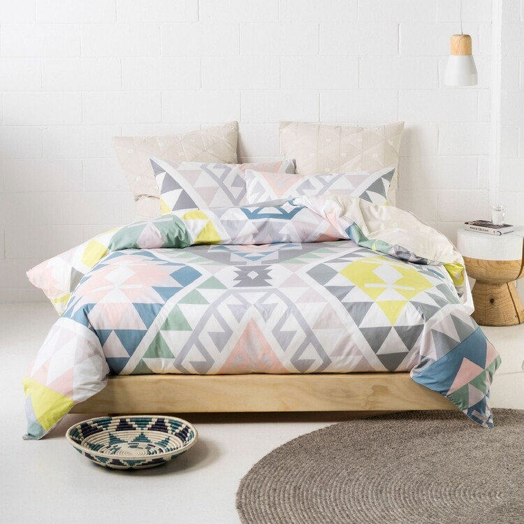 Linen House Suni Quilt Cover Set