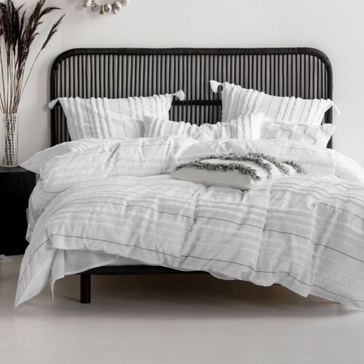Linen House Ramad Quilt Cover Set