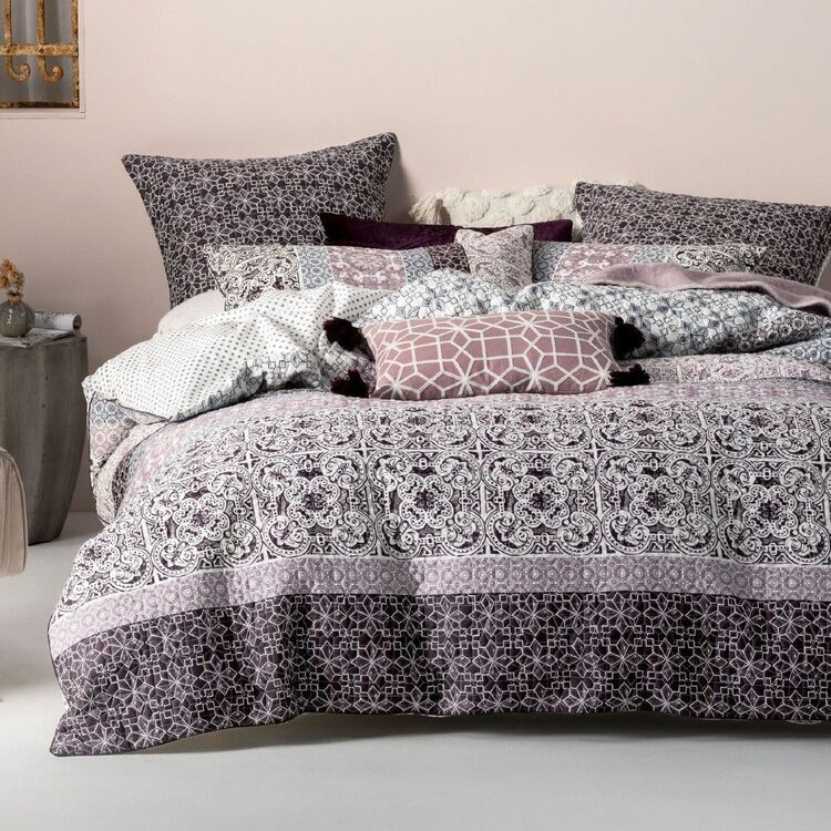 Linen House Mariana Quilt Cover Set