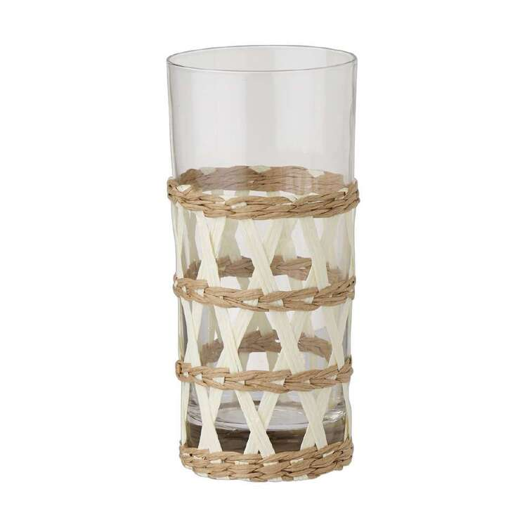 Dine By Ladelle Tuscan Sun Tahiti Tall Glass