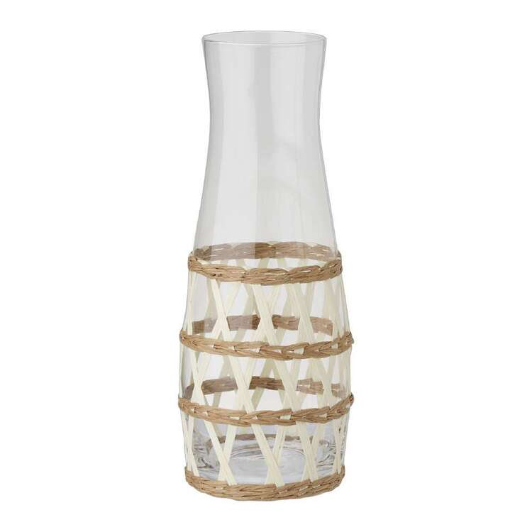 Dine By Ladelle Tuscan Sun Tahiti Glass Carafe