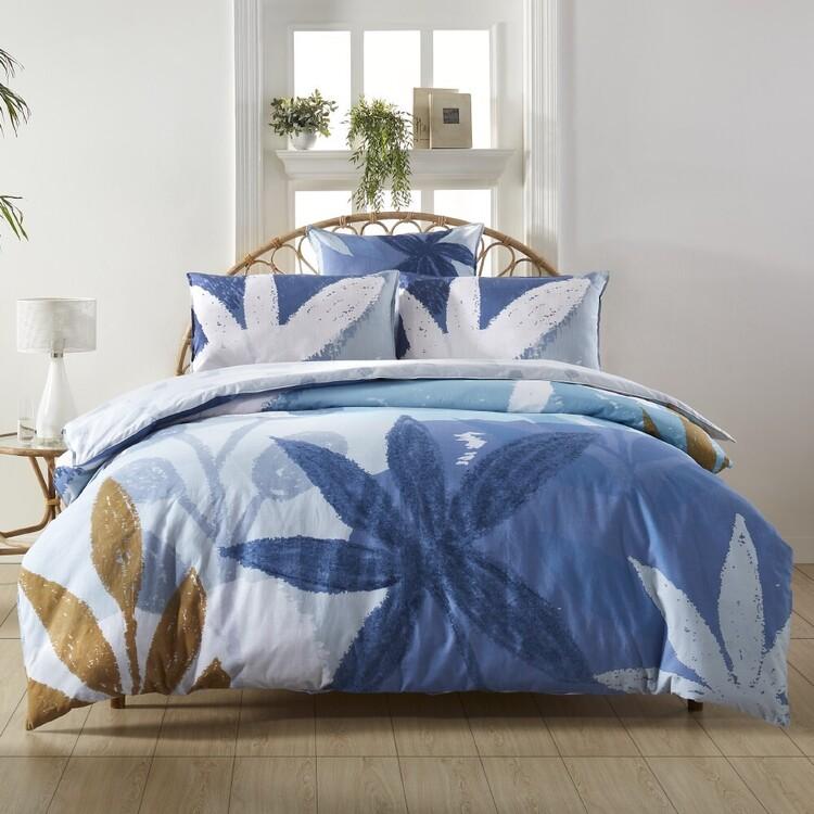 Fresh Cotton Whitehaven Quilt Cover Set
