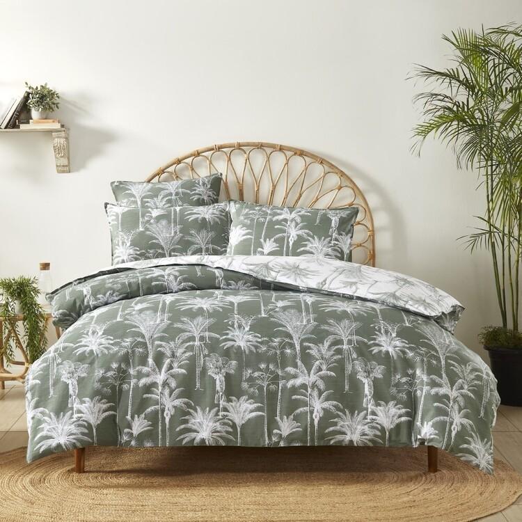 Fresh Cotton Molokai Quilt Cover Set