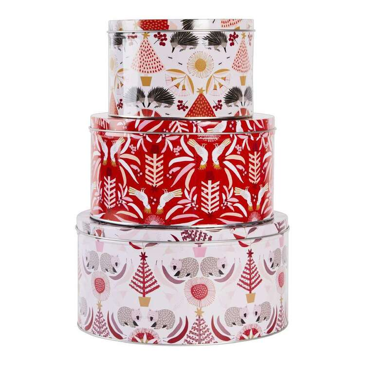 Jocelyn Proust 3 Piece Tin Set