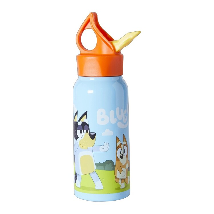 Bluey Stainless Steel Bottle Orange