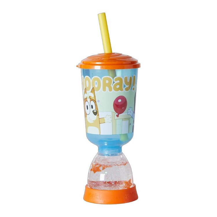 Bluey Float Sipper Bottle