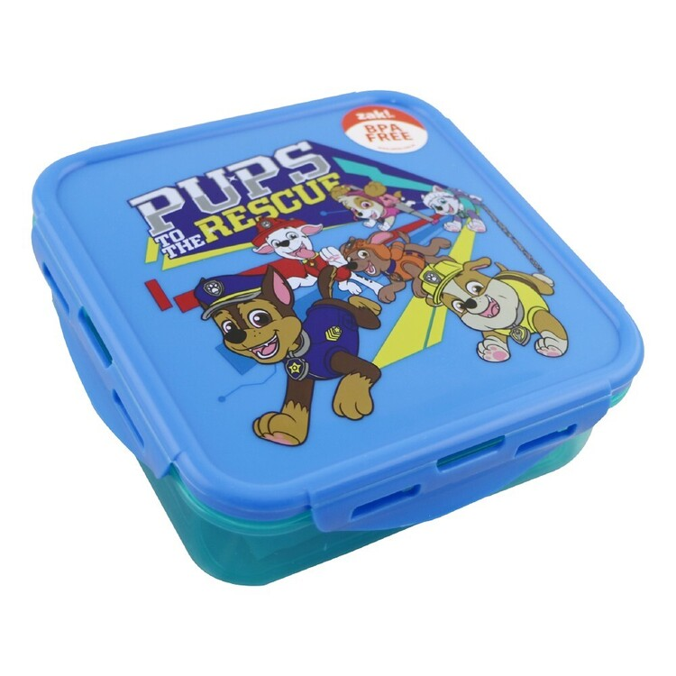 Paw Patrol Sandwich Container