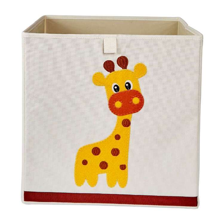 Living Space Giraffe Kids Storage Cube