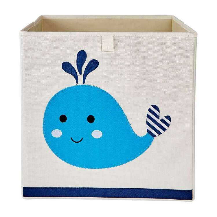 Living Space Whale Kids Storage Cube