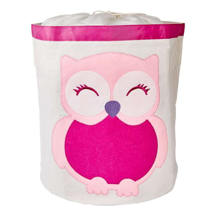 Living Space Owl Kids Storage Hamper