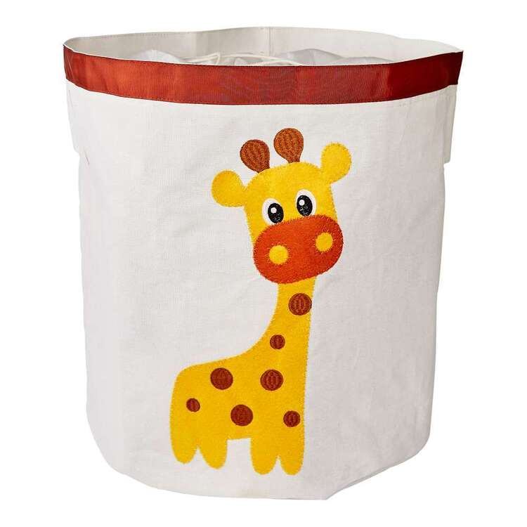 Living Space Giraffe Kids Storage Hamper