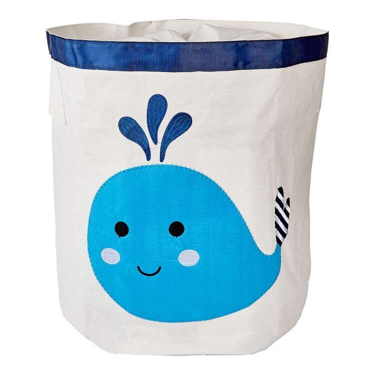 Living Space Whale Kids Storage Hamper