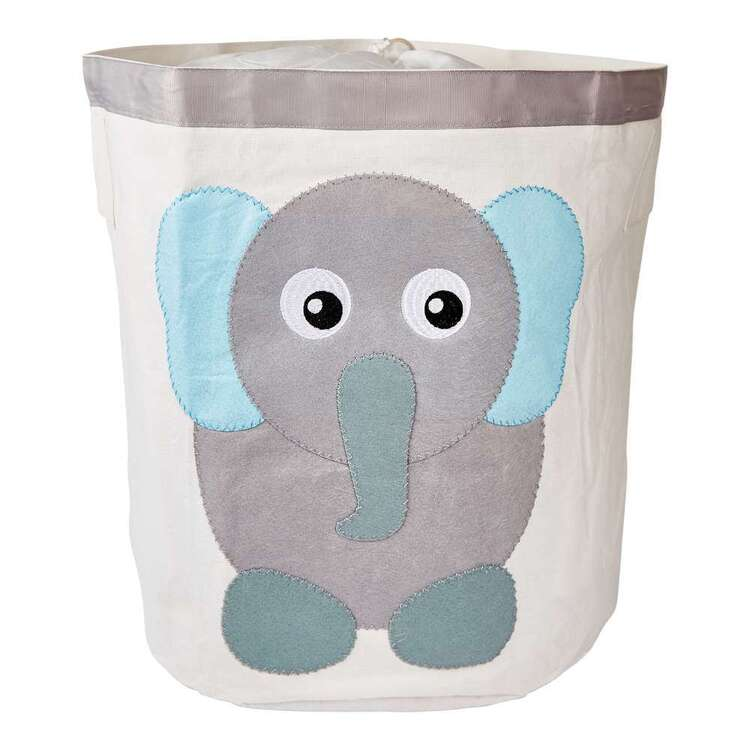Living Space Elephant Kids Storage Hamper