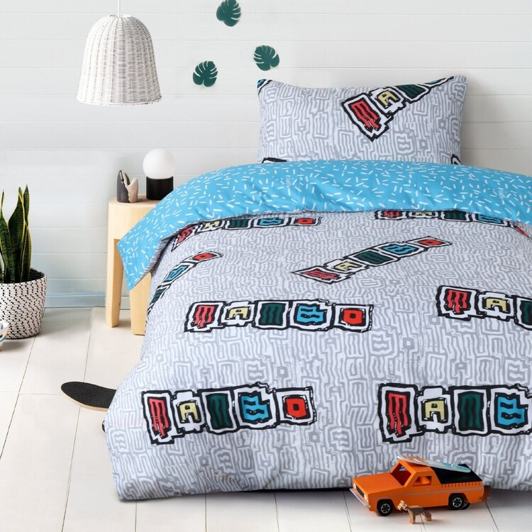 Mambo 80's Quilt Cover Set