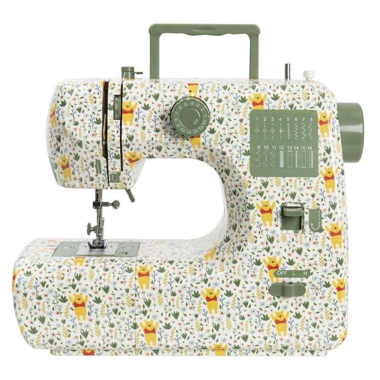 Disney Winne The Pooh Electric Sewing Machine