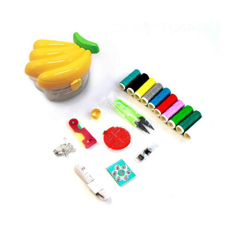 Banana Fruit Sewing Kit
