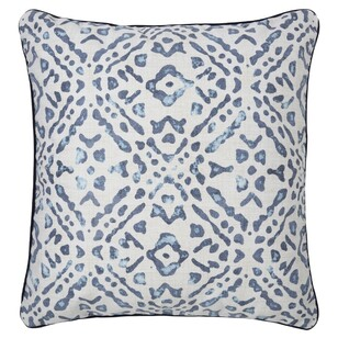 Ombre Home Weathered Coastal Small Tile Cushion