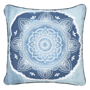 Ombre Home Bohemian Bliss Mandala Cushion