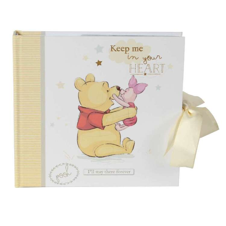 Disney Pooh & Piglet Photo Album