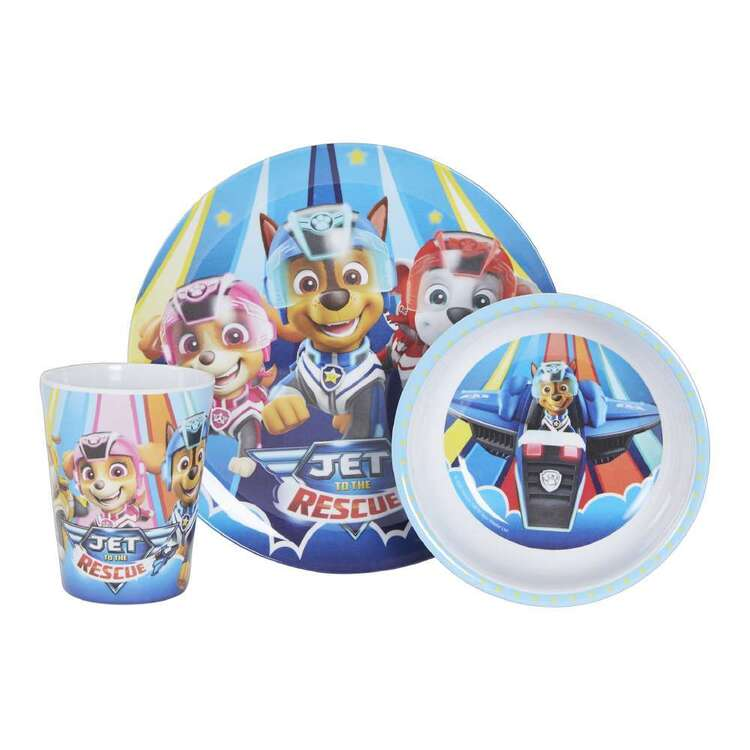 Paw Patrol 3 Piece Dining Set