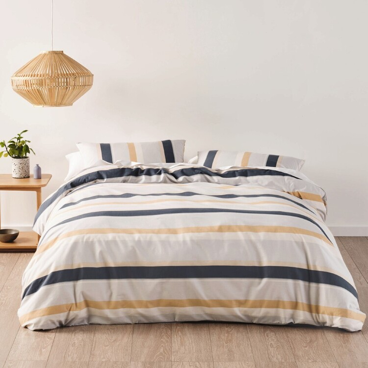 Brampton House Isauro Quilt Cover Set