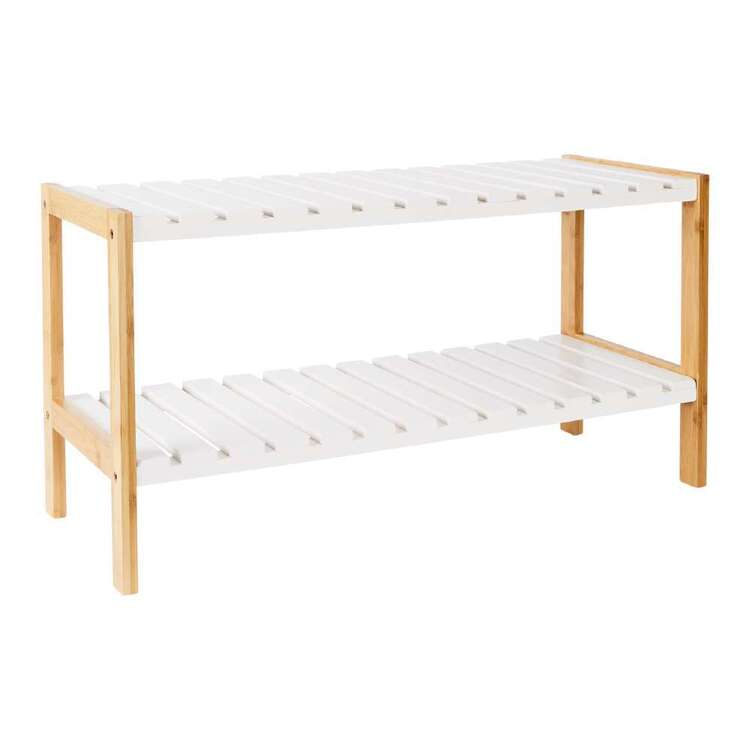 Living Space Aiko Bench With Shelf