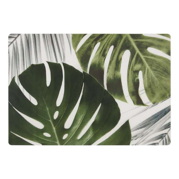 Bouclair Rio Set Of 4 Palm Placemat