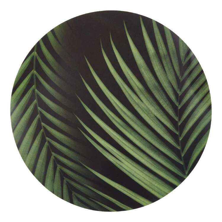 Bouclair Rio Set Of 4 Palm Leaf Placemat