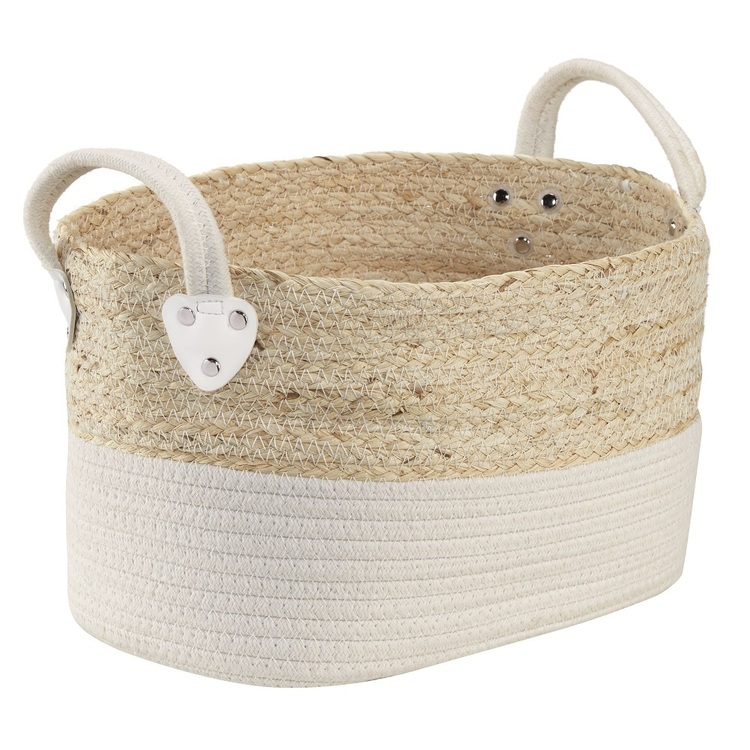 Bouclair Costa Rope Basket