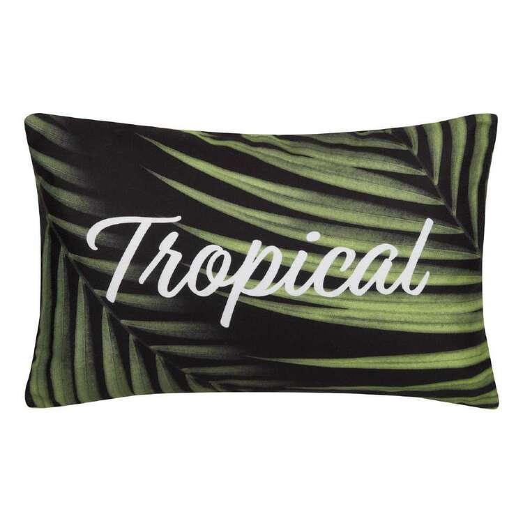 Bouclair Rio Tropical Cushion