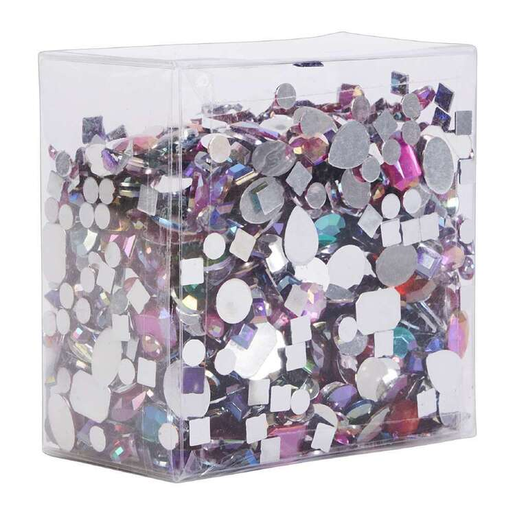 Crafters Choice Summer Party Acrylic Gems
