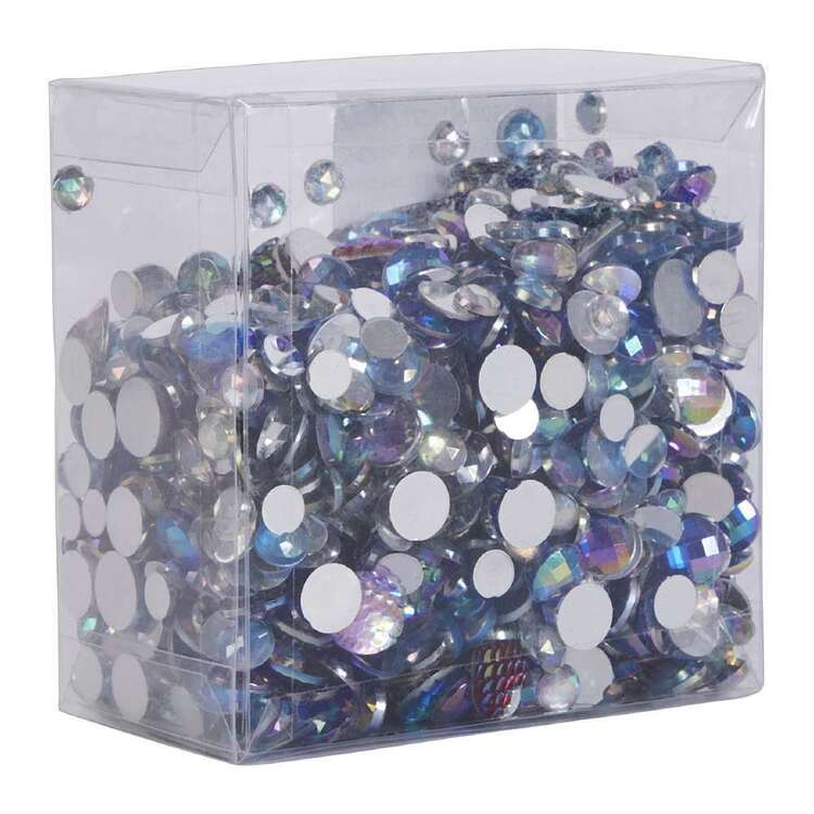 Crafters Choice Mermaid Acrylic Gems