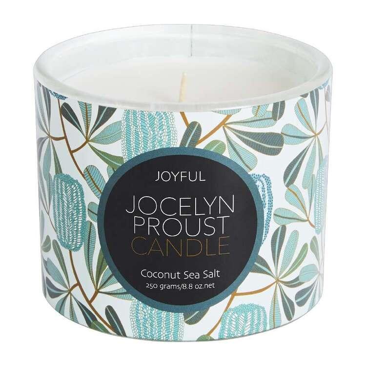 Koo Home Jocelyn Proust Coconut & Sea Salt Candle Jar