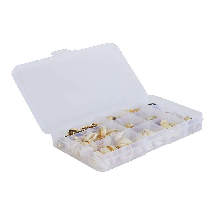 Crafters Choice Boxed Cowrie And Conch Box