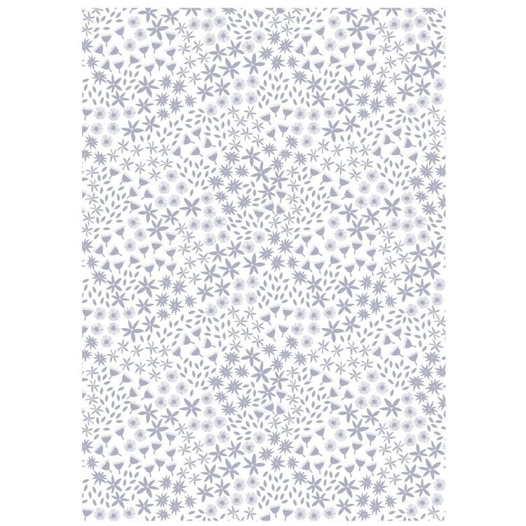Jocelyn Proust Ditsy Floral Printed 120 cm Double Cloth