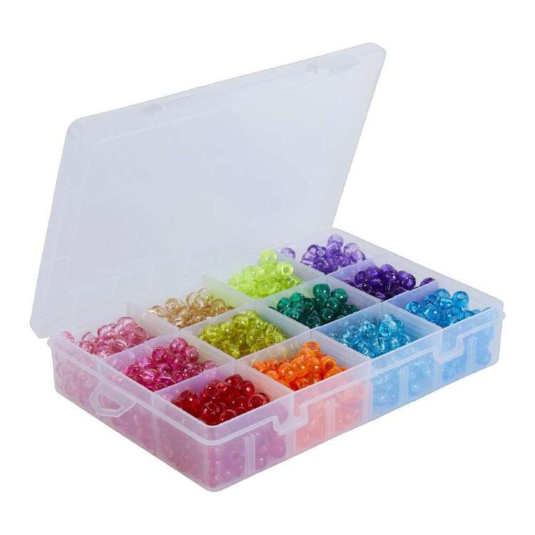 Crafters Choice Pony Beads Box