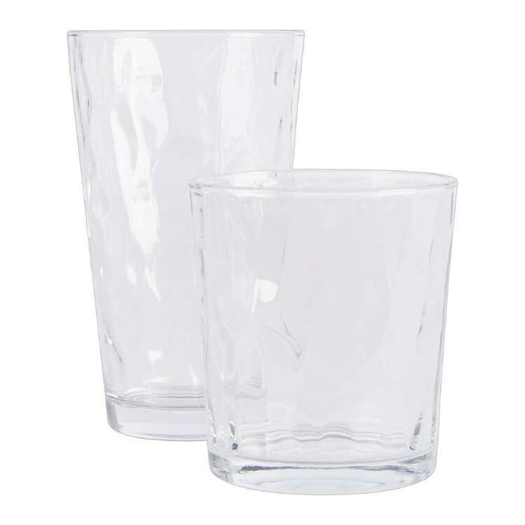 Circleware Cabrini Entertain 12 Piece Glassware Set