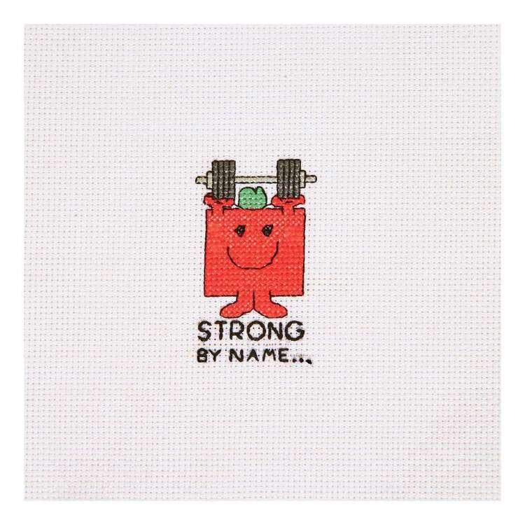 Mr Men & Little Miss Sunshine 4 Pack Version 2 Cross Stitch Kit
