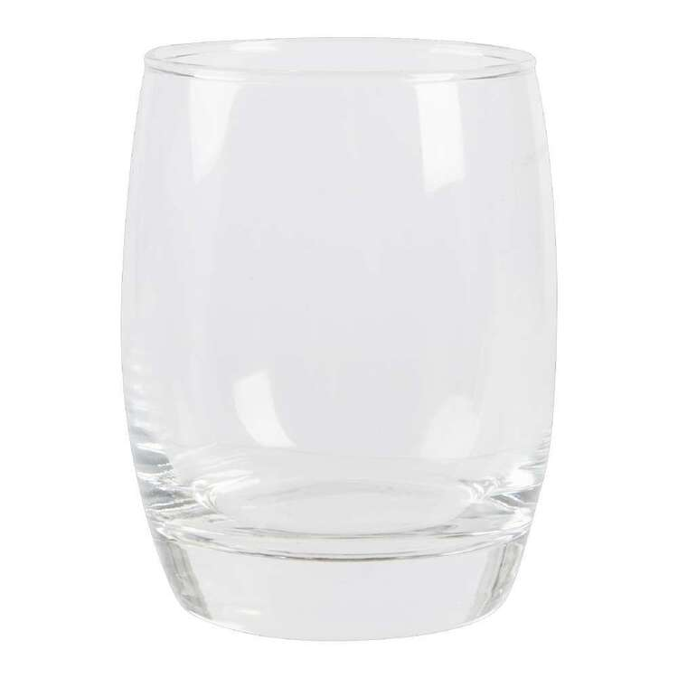 Circleware Glen Rock Low Ball Glass 4 Pack