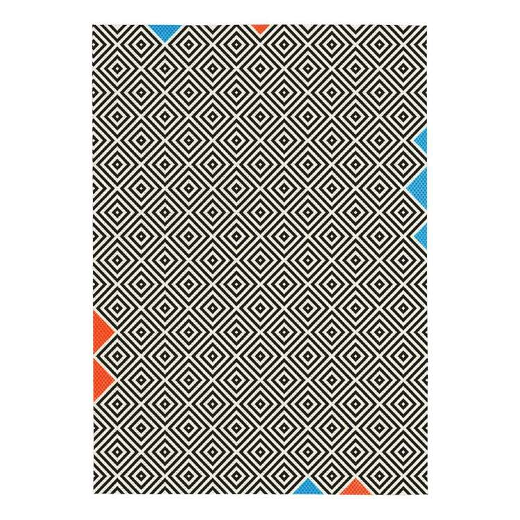 Vivid #9 Indoor / Outdoor Polypropylene Rug