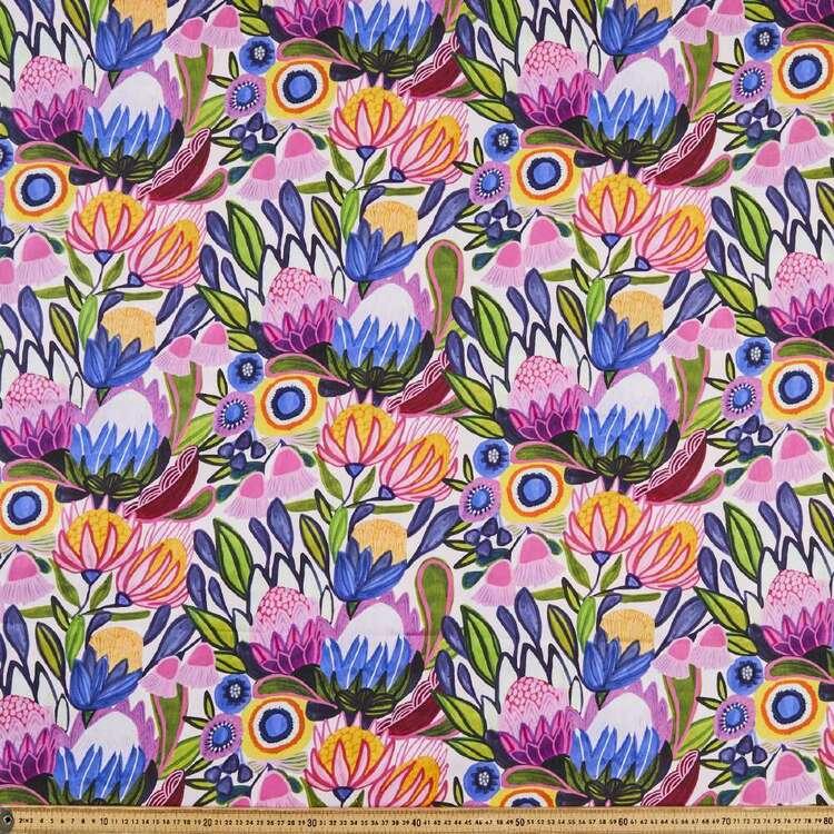 Kirsten Katz Protea Magnific Cotton Satin