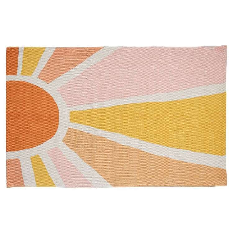 Kids House Sunshine Rug