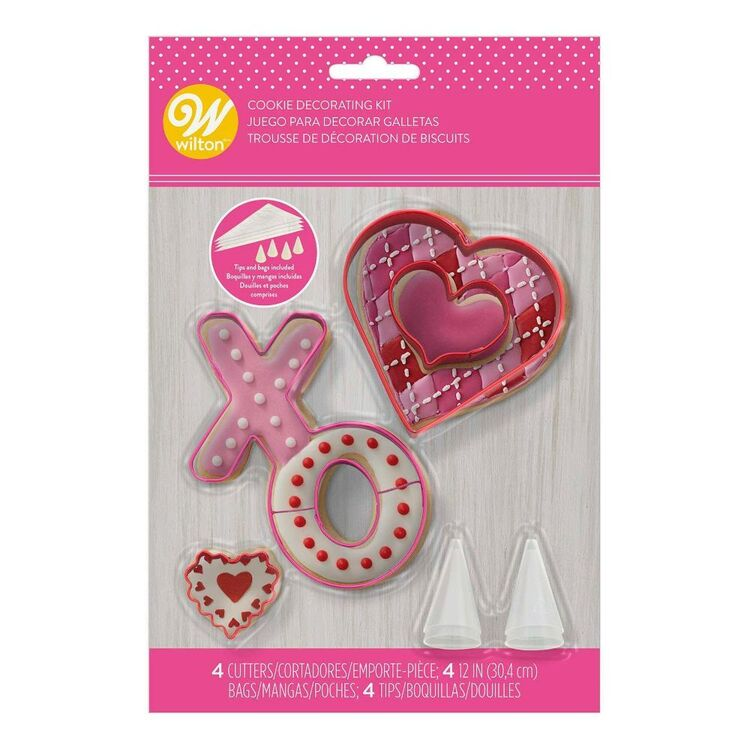 Wilton 12 Piece Cookie Decorating Kit