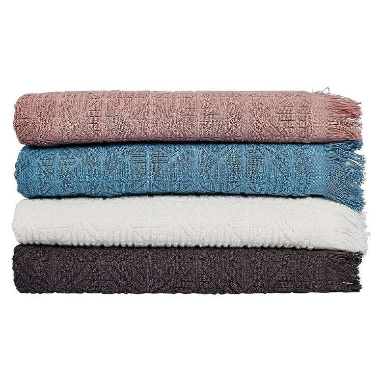 KOO Elite Addison Jacquard Towel Collection