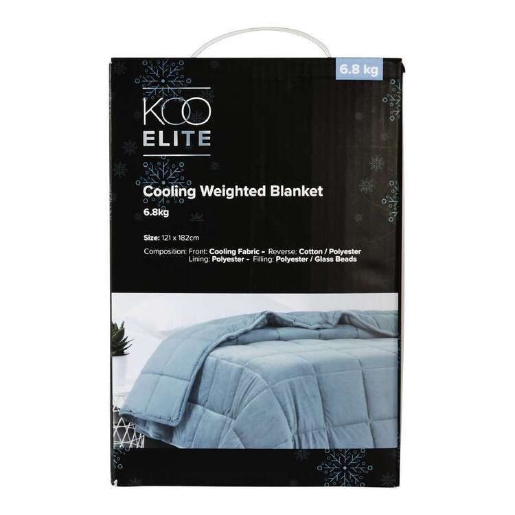 KOO Cooling Weighted Blanket