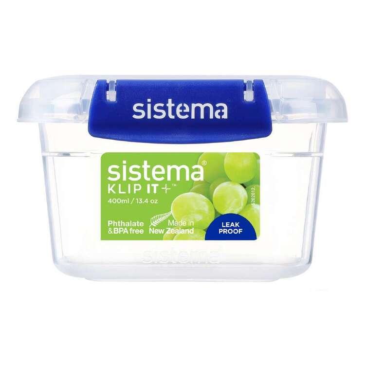 Sistema Klip It Plus 400 mL Rectangle Container