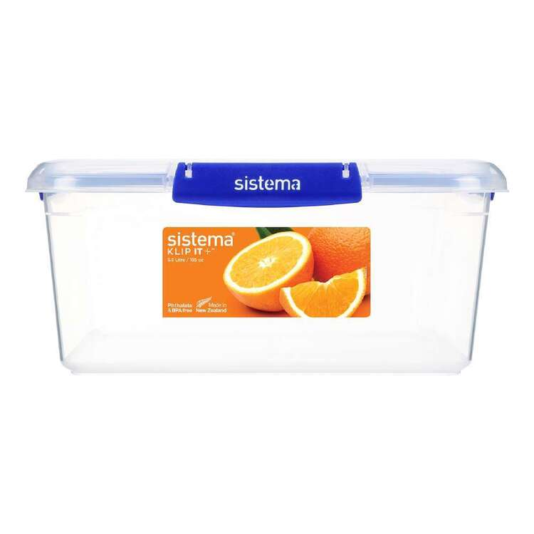 Sistema Klip It Plus 5.5L Square Container
