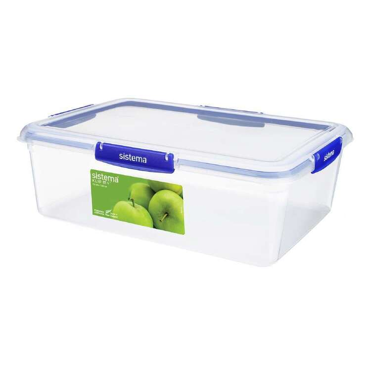 Sistema Klip It Plus 7.5L Square Container
